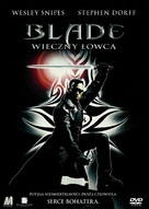 Blade - Polish DVD movie cover (xs thumbnail)