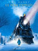 The Polar Express - French Teaser movie poster (xs thumbnail)