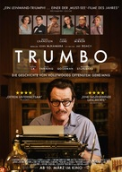 Trumbo - German Movie Poster (xs thumbnail)
