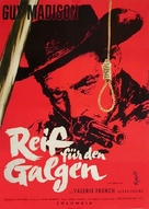 The Hard Man - German Movie Poster (xs thumbnail)