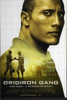 Gridiron Gang - Movie Poster (xs thumbnail)