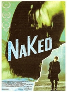 Naked - Spanish Movie Poster (xs thumbnail)