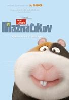 The Secret Life of Pets - Slovak Movie Poster (xs thumbnail)