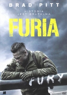 Fury - Polish Movie Cover (xs thumbnail)