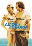 Fool's Gold - Argentinian Movie Poster (xs thumbnail)