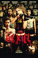 68 Kill - German Movie Cover (xs thumbnail)