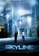 Skyline - Dutch Movie Poster (xs thumbnail)