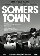 Somers Town - Dutch Movie Poster (xs thumbnail)