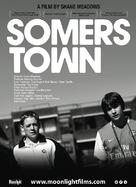 Somers Town - Dutch Movie Poster (xs thumbnail)