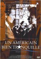 The Quiet American - French DVD cover (xs thumbnail)
