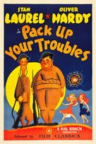 Pack Up Your Troubles - Movie Poster (xs thumbnail)
