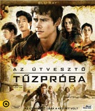 Maze Runner: The Scorch Trials - Hungarian Movie Cover (xs thumbnail)