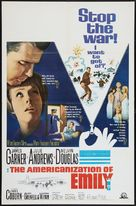 The Americanization of Emily - Movie Poster (xs thumbnail)