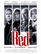 RED - French Movie Poster (xs thumbnail)