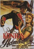 Captain Horatio Hornblower R.N. - German Movie Poster (xs thumbnail)