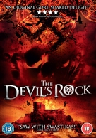 The Devil's Rock - British DVD cover (xs thumbnail)