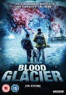 Blutgletscher - British DVD movie cover (xs thumbnail)