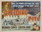 The Sleeping City - Movie Poster (xs thumbnail)