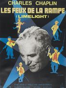 Limelight - French Re-release movie poster (xs thumbnail)