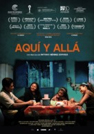 Aquí y allá - Spanish Movie Poster (xs thumbnail)