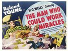 The Man Who Could Work Miracles - Movie Poster (xs thumbnail)