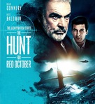 The Hunt for Red October - Movie Cover (xs thumbnail)