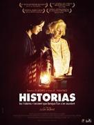 Historias que so existem quando lembradas - French Movie Poster (xs thumbnail)