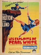 The Perils of Pauline - French Movie Poster (xs thumbnail)