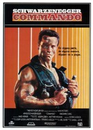 Commando - Spanish Movie Poster (xs thumbnail)