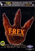 T-Rex: Back to the Cretaceous - Thai poster (xs thumbnail)