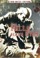 The Hills Have Eyes - German DVD movie cover (xs thumbnail)