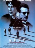 Heat - Spanish Movie Poster (xs thumbnail)
