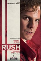 Rush - British Movie Poster (xs thumbnail)