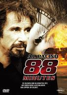 88 Minutes - Swiss DVD movie cover (xs thumbnail)