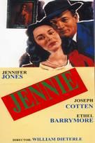Portrait of Jennie - VHS cover (xs thumbnail)