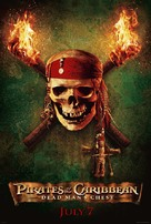 Pirates of the Caribbean: Dead Man's Chest - Teaser movie poster (xs thumbnail)