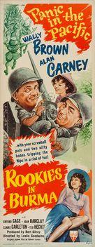 Rookies in Burma - Movie Poster (xs thumbnail)