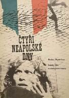 Le quattro giornate di Napoli - Czech Movie Poster (xs thumbnail)