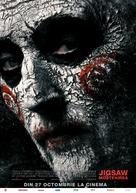 Jigsaw - Romanian Movie Poster (xs thumbnail)