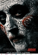 Jigsaw - Romanian Movie Poster (xs thumbnail)