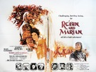 Robin and Marian - British Movie Poster (xs thumbnail)