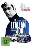 The Italian Job - German DVD movie cover (xs thumbnail)