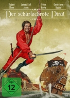 Swashbuckler - German DVD movie cover (xs thumbnail)