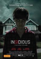 Insidious - Australian Movie Poster (xs thumbnail)