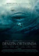 In the Heart of the Sea - Turkish Movie Poster (xs thumbnail)