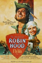 The Adventures of Robin Hood - Re-release movie poster (xs thumbnail)