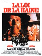 The Last Hard Men - French Movie Poster (xs thumbnail)