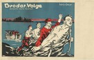 The Volga Boatman - Slovenian Movie Poster (xs thumbnail)