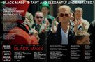 Black Mass - For your consideration movie poster (xs thumbnail)