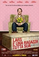 Lars and the Real Girl - Italian poster (xs thumbnail)